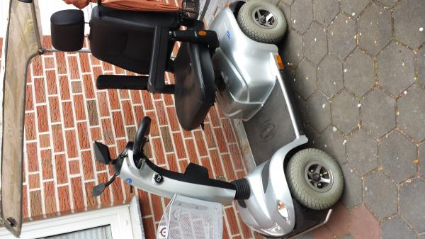 Andere Scooter Orion 6 Basis Modell 6 km/h Version